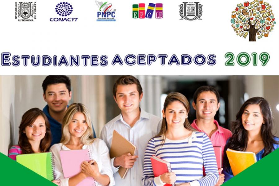 Relación ACEPTADOS 10a. promoción 2019